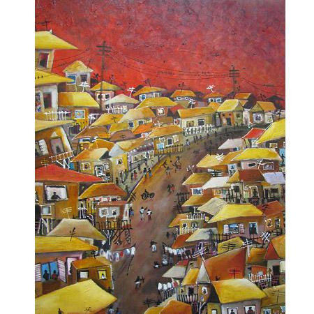 Favela – Nicholas Broughton